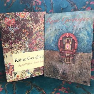 Raine Geoghan pamphlet pix