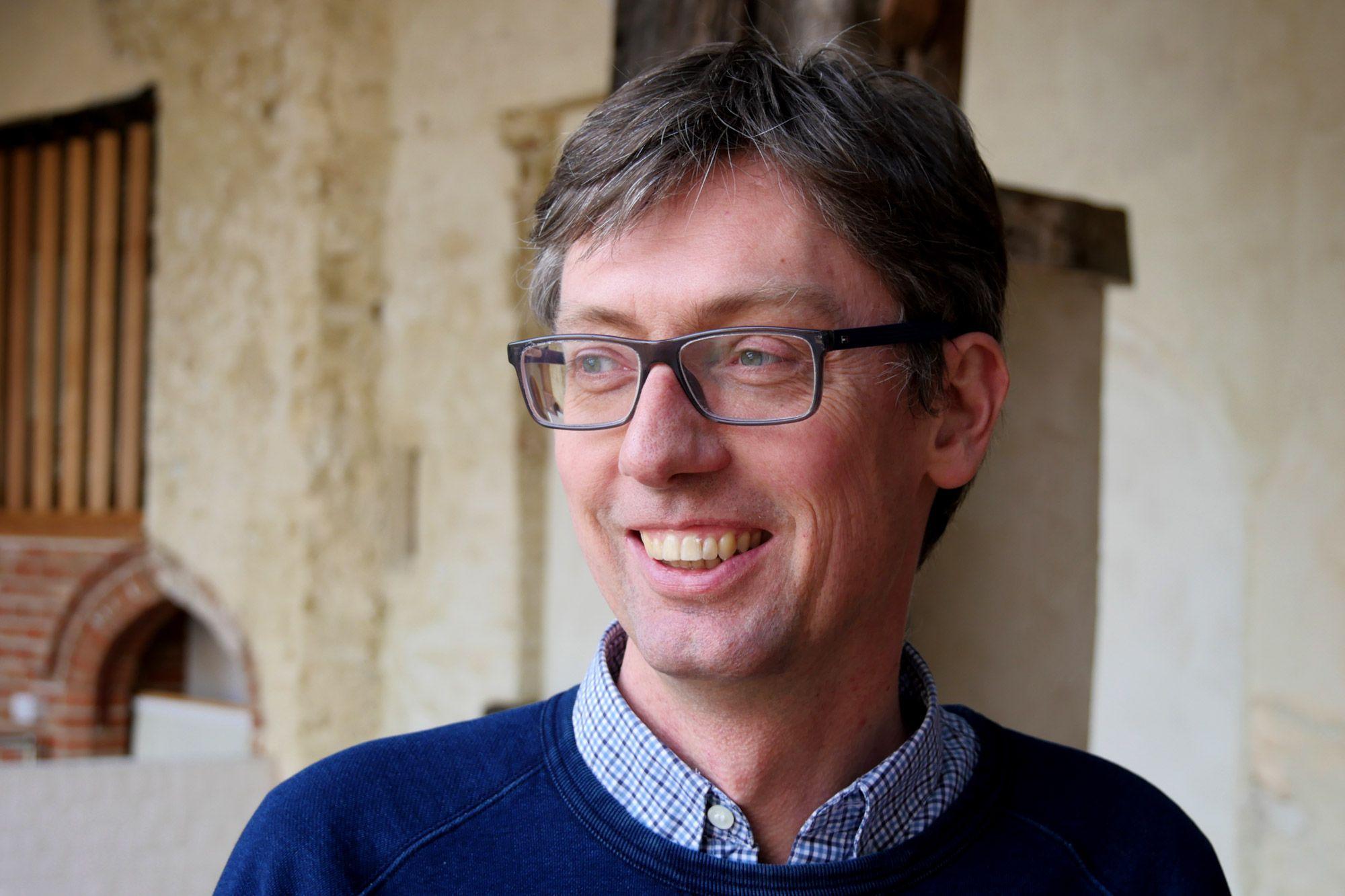 Richard Lambert 2019